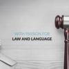 Prawnik-lingwista