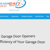 Garage Door Repair BC