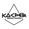 Kacper behind Camera