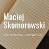 Maciej Skomorowski