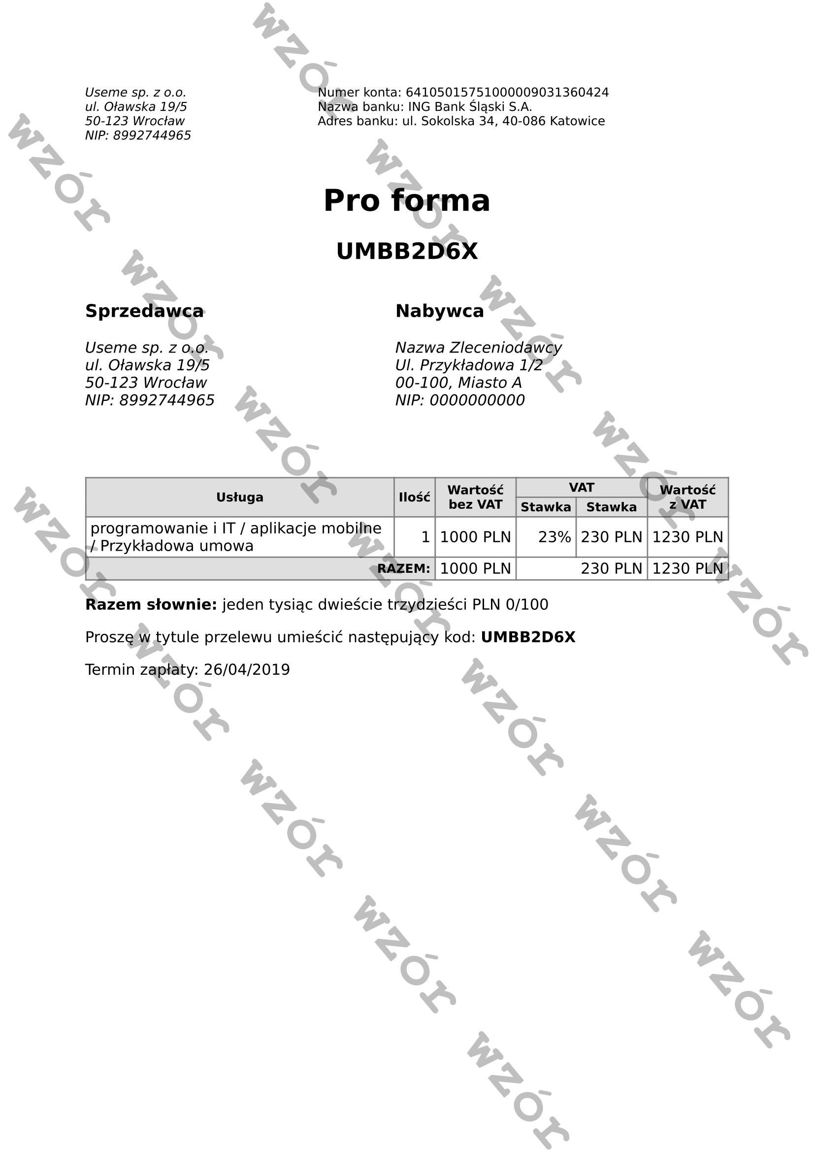 Jak Wyglądają Umowy Zawierane Przez Useme Blog Useme Usemeeu