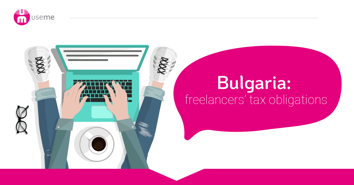Bulgaria: freelancers' tax obligations