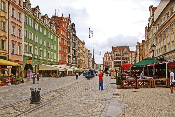 Biura coworkingowe we Wrocławiu