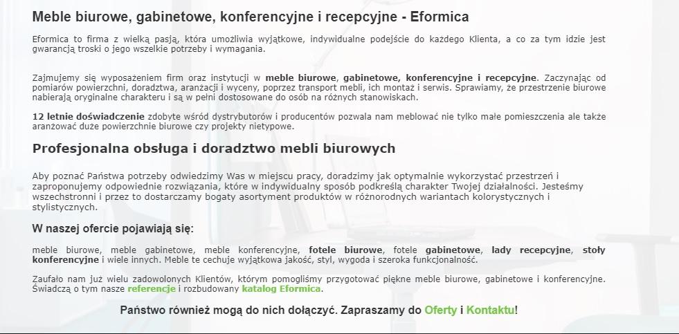 portfolio/011/004811/tekst na stronę główną Eformica - Copywriter Szymon Owedyk.jpg