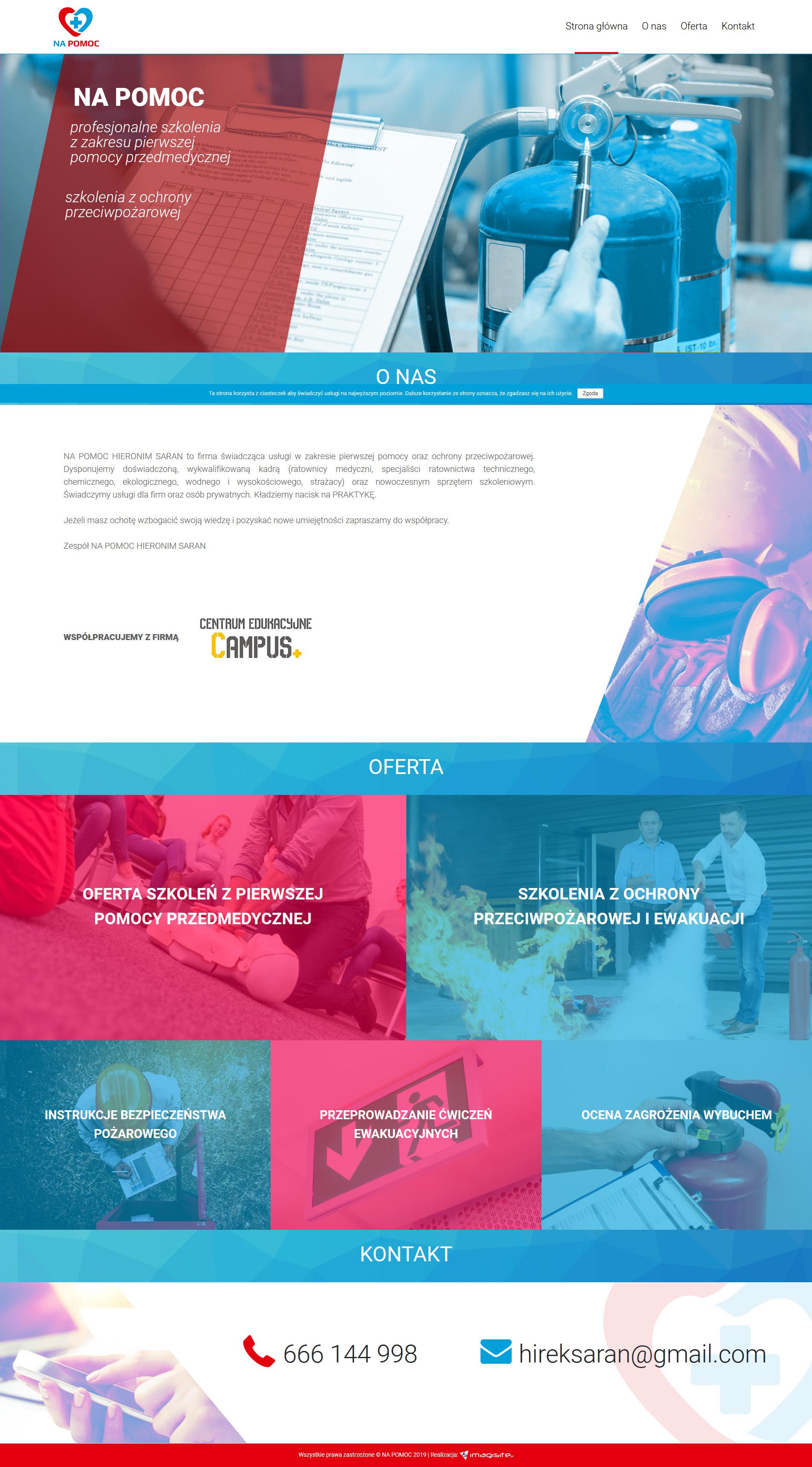 portfolio/037/088937/Screenshot_2019-05-21 Strona główna - NaPomoc - Hieronim Saran.jpg
